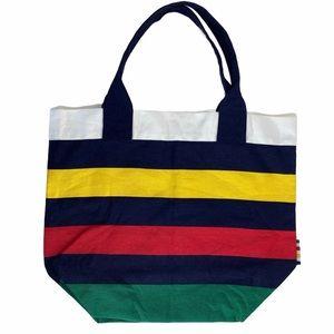 Hudson's Bay HBC Stripes Tote Cotton Shopper Bag
